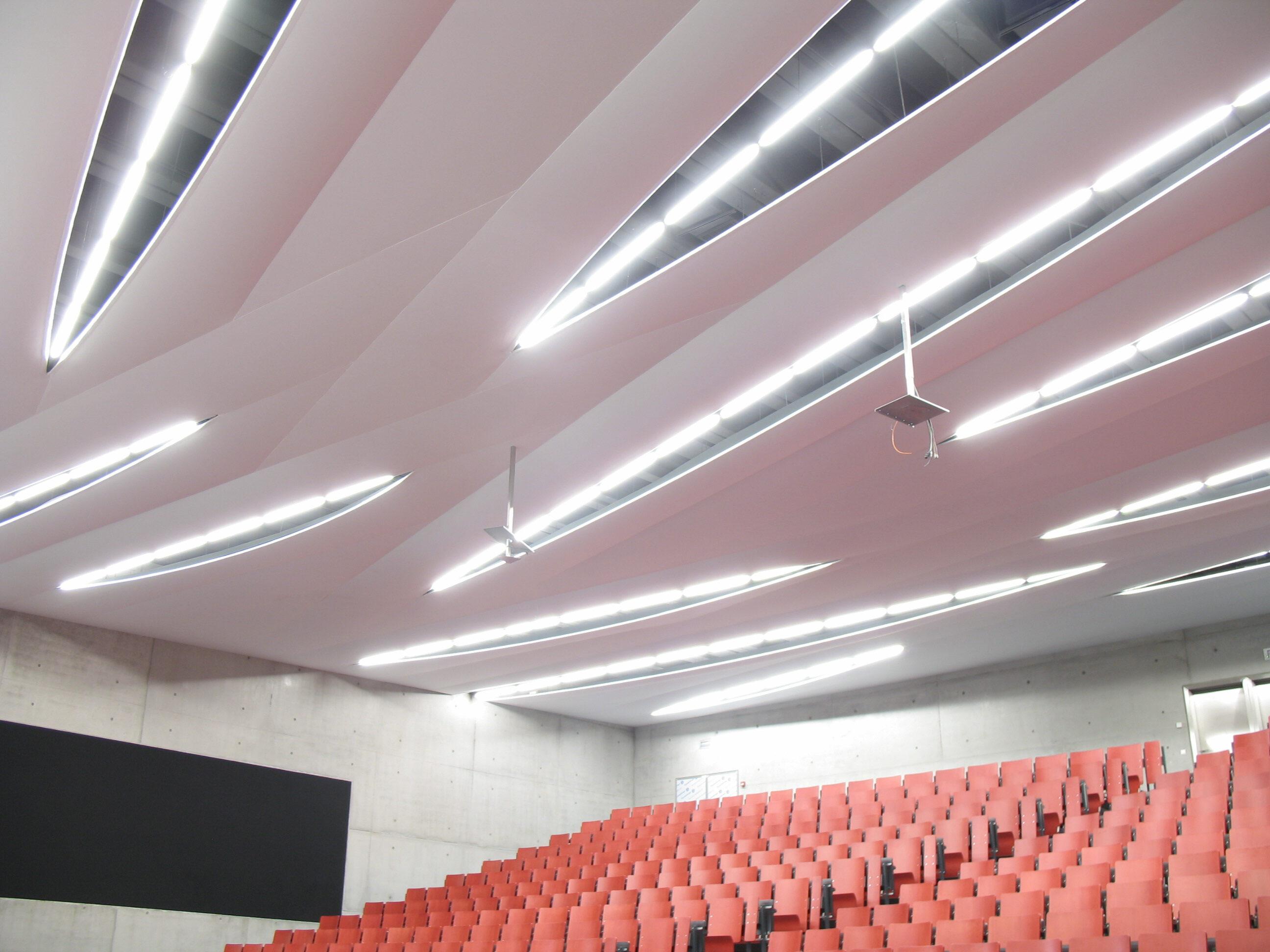 associated center normal recreation ceilings and ceiling il state acoustic acoustical constructors landscape arc farm activity